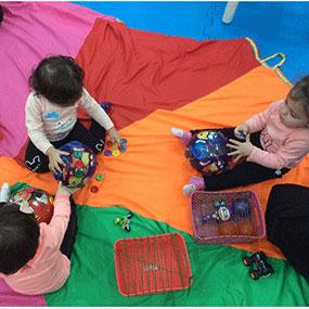 کارگاه های مادرو کودک غرب تهران