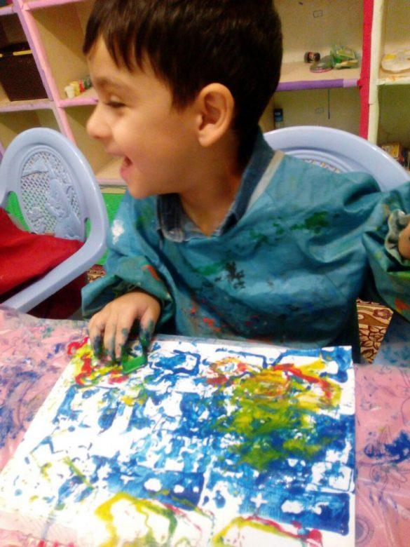 نقاشی خلاق