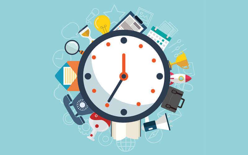 ۱۰ عامل اصلی اتلاف زمان
