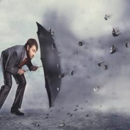 راه های مقابله با افکار منفی