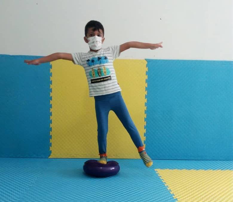 باشگاه ورزشی کودک