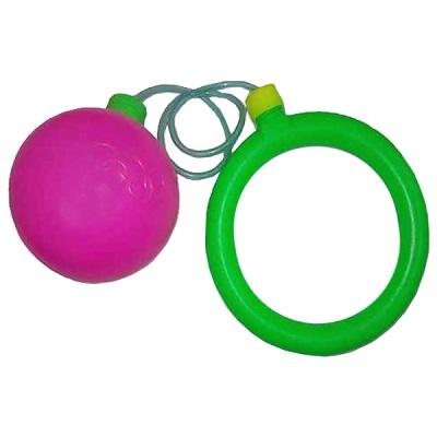 بازی خلاقانه توپ ها