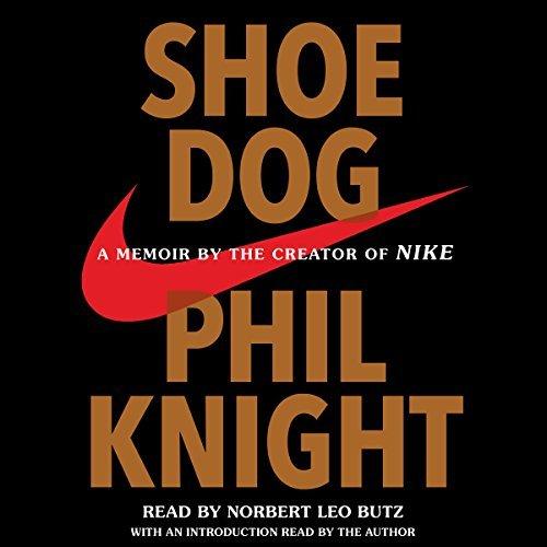 """کتاب """"Shoe Dog"""""""